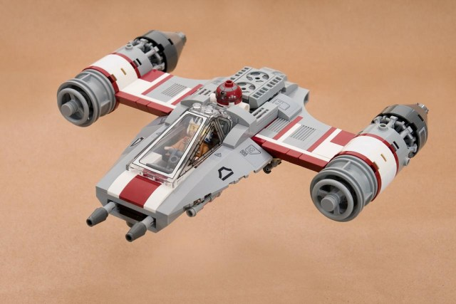 Onith-Wing Starfighter by ted andes