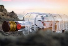LEGO Ship In A Bottle Teaser