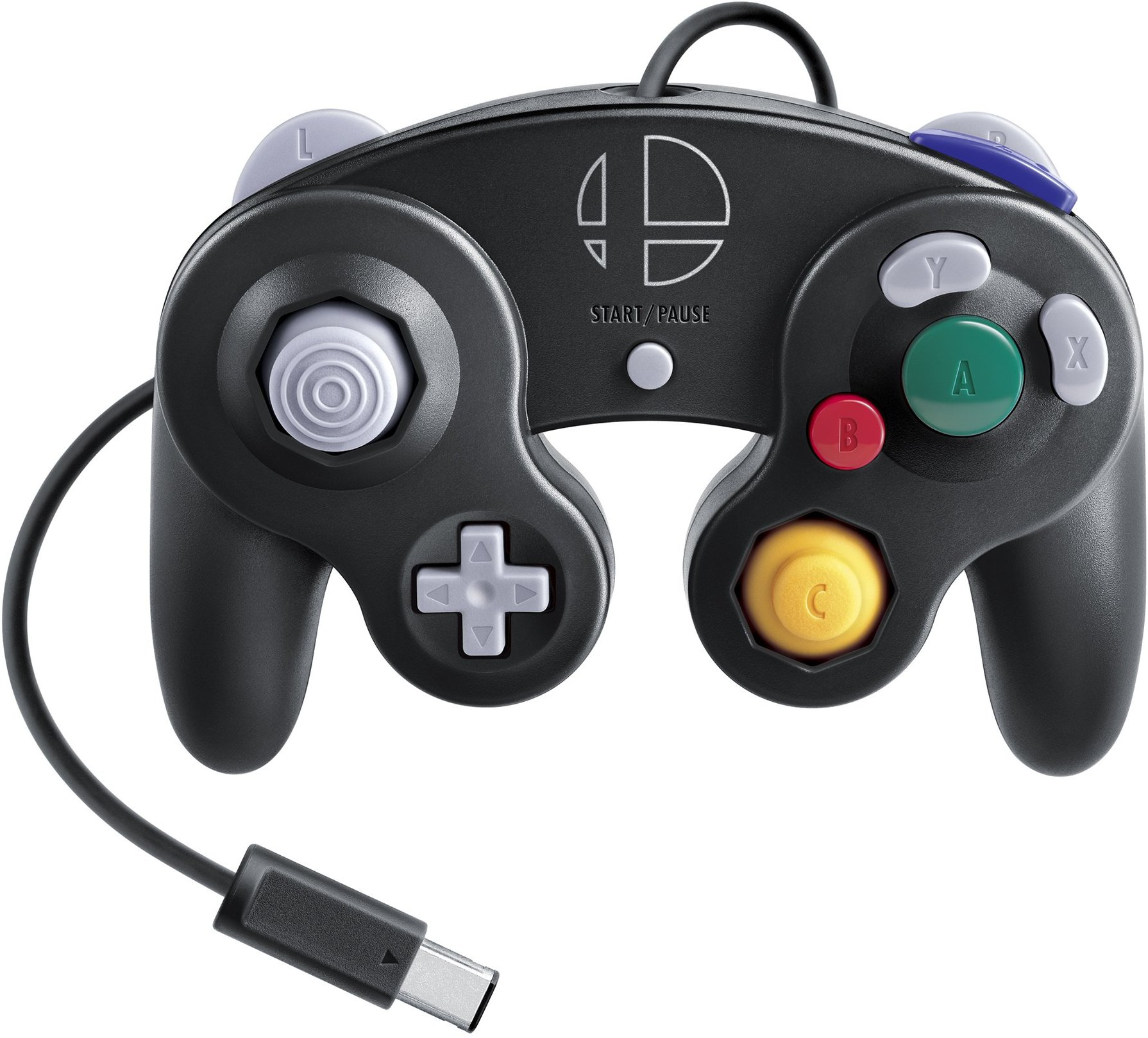 GameCube controller for Nintendo Switch