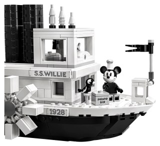 21317 Steamboat Willie Back 09
