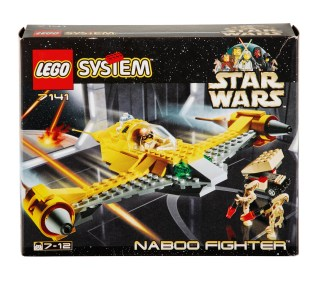 7141 Naboo Fighter