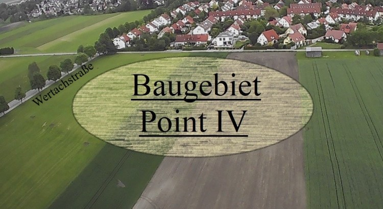 Baugebiet Point IV Bobingen