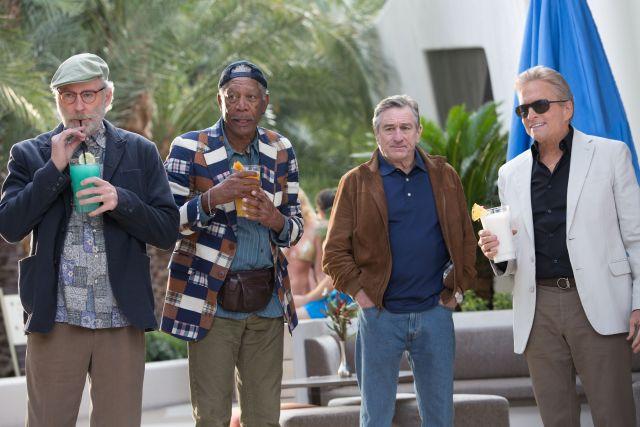 """Clueless Movie Reviews: """"Last Vegas"""""""