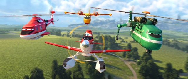 """Review: """"Disney's Planes: Fire And Rescue"""""""