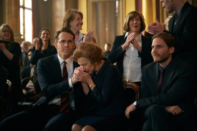 "Review: ""Woman In Gold"""