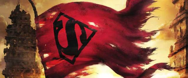 """BLU-RAY REVIEW: """"The Death of Superman"""" ★★★ and ½"""