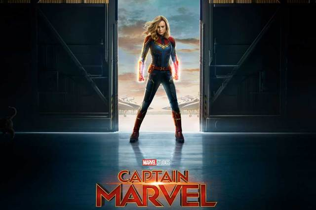"Captain Marvel 1st trailer: ""I'm not what you think I am"""