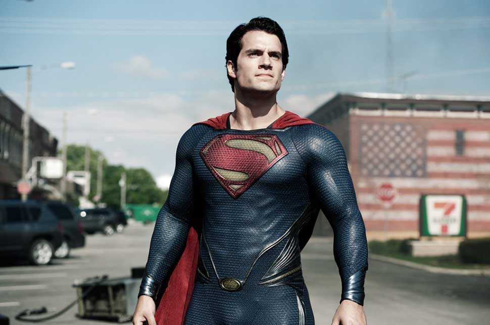 """HENRY CAVILL as Superman in Warner Bros. Pictures' and Legendary Pictures' action adventure """"MAN OF STEEL,"""" a Warner Bros. Pictures release."""