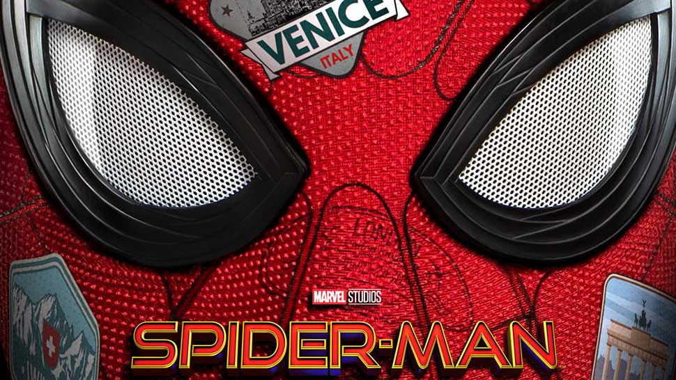 Spider-Man: Far From Home poster (cropped)