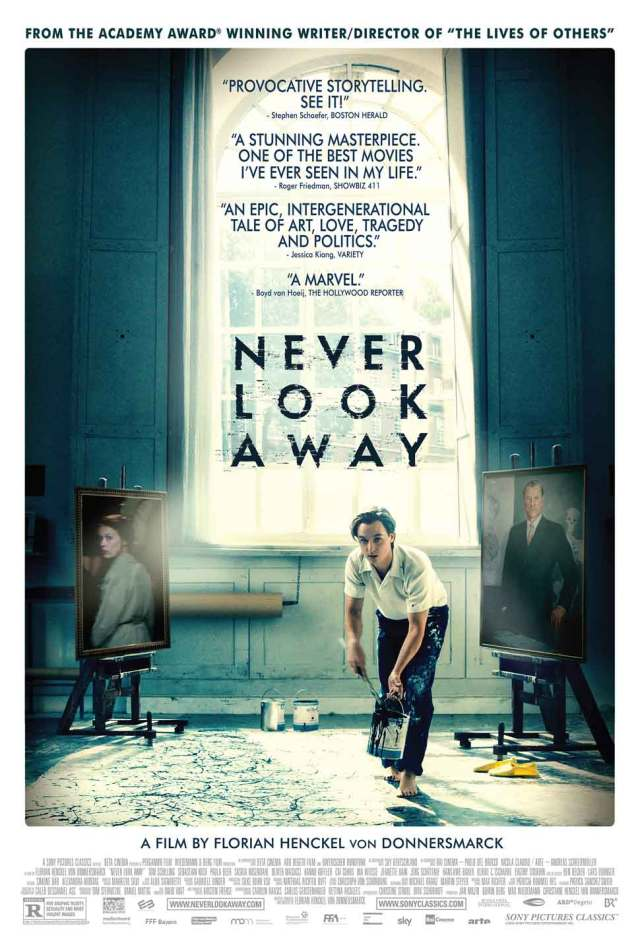 Never Look Away movie poster