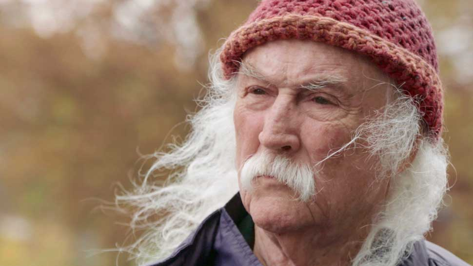 David Crosby. Photo by Edd Lukas and Ian Coad. Courtesy of Sony Pictures Classics.