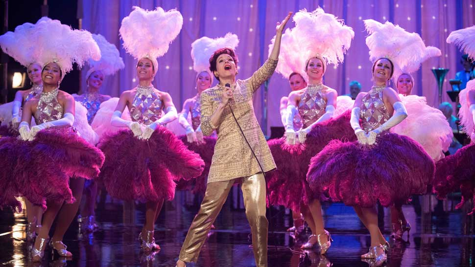 """Renée Zellweger as Judy Garland in """"JUDY."""" Photo credit: David Hindley. Courtesy of LD Entertainment and Roadside Attractions."""