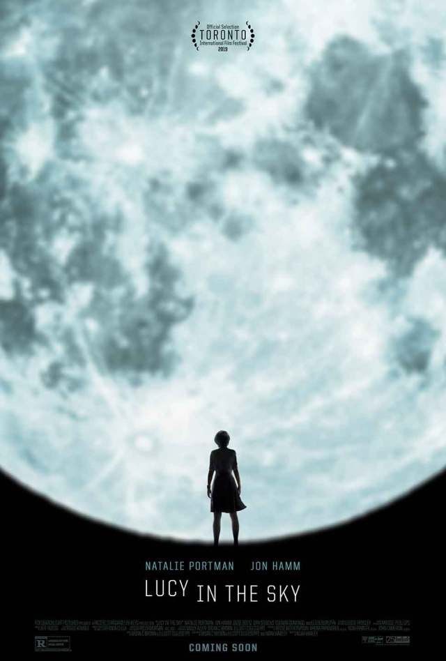 Lucy in the Sky movie poster
