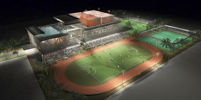 Lugogo Sports Complex