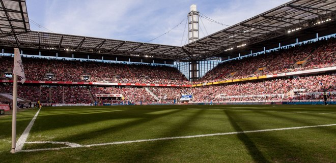 Football in Köln