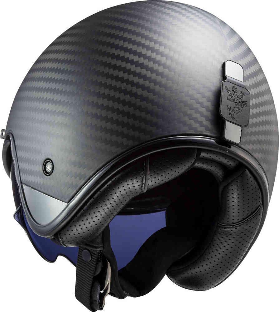 LS2 OF601 Bob Carbon Jet helm