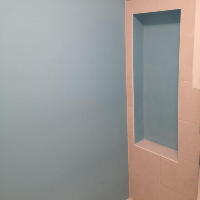 niche salle de bain