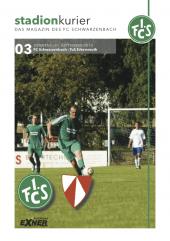 03 Stadionkurier   FCS vs TuS Erkersreuth