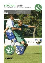 04 Stadionkurier  FCS vs Vorwärts Röslau