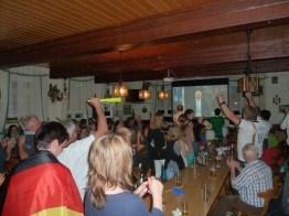 WM im Clubheim 1