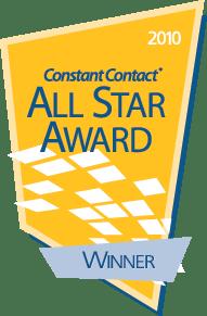 Constant Contact Award