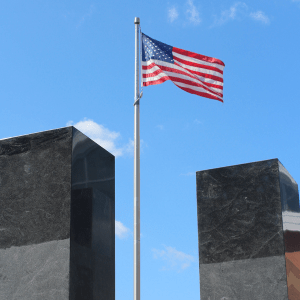Foxborough 9-11 Memorial Dedication