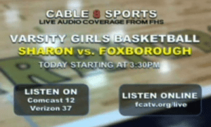 Foxborough Varsity Basketball Coverage