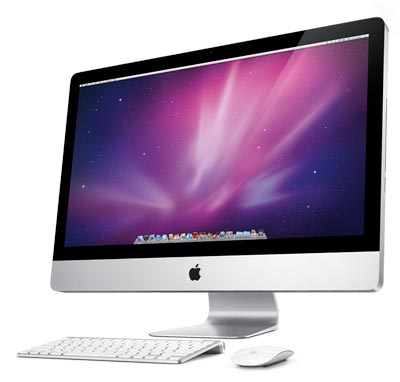 27inch iMac Editing Workstation