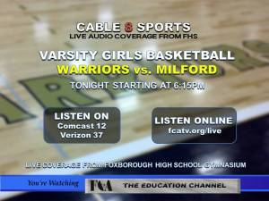 Live Coverage of Warrior Basketball