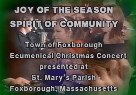 Joy of the Season, Spirit of Community - Ecumenical Concert 2013