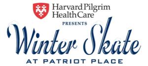 Patriot Place Winter Skate