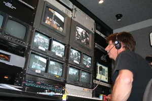 Foxboro Cable Access Mobile Unit TV Truck