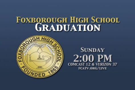 Foxborough High School Graduation 2016