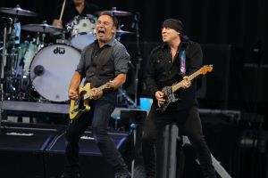 Bruce Springsteen and The E Street Band perform at Gillette Stadium during the Wrecking Ball World Tour in 2012. Springsteen and the band will close out their The River Tour 2016 at Gillette Stadium on Sept. 14.