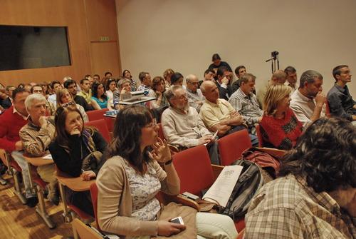 Reunión con el Concejal de Urbanismo