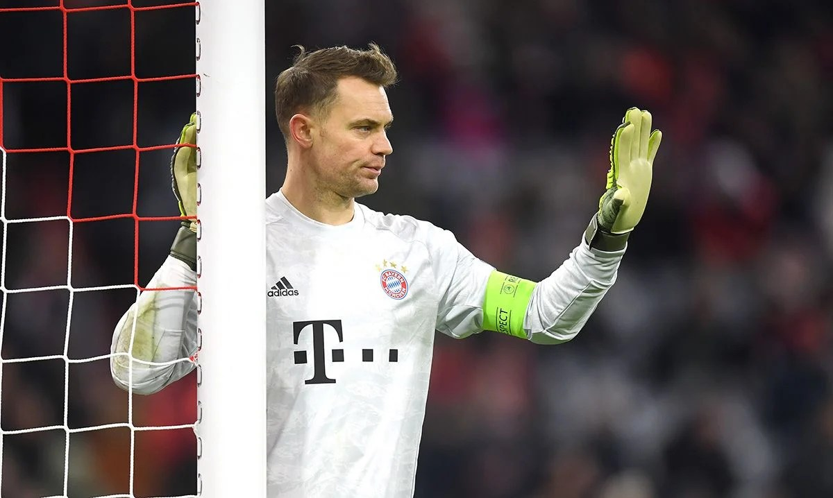 """Neuer's lesson: """"We are privileged and we must accept a salary cut"""""""