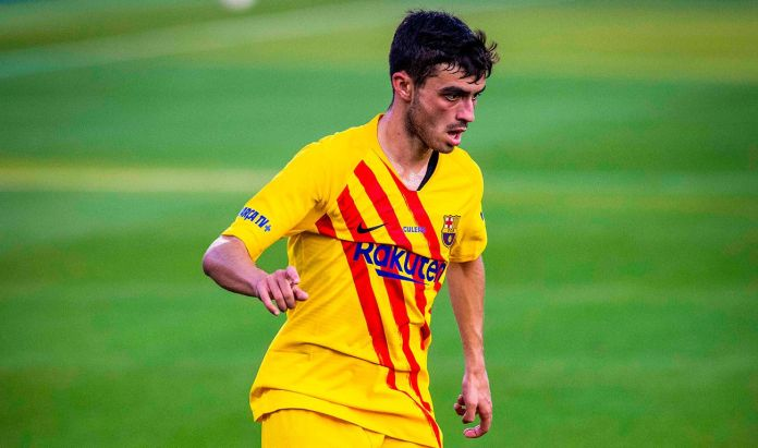 """Pedri: """"I'm not going to change my style of play because I'm at Barça"""""""