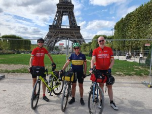 Three Go Mad in France