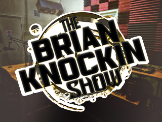 brian knockin show logo with bg320x240