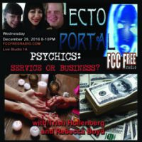ECTO PORTAL #22 PSYCHICS SERVICE Vs BUSINESS