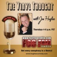The VInyl Thought, Jamie DeWolf grandson of L. Ron Hubbard, writer Robert Grimmink talk about Scientology. Also comedian Justin Scales about his memoirs