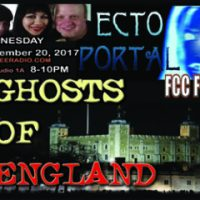 ECTO PORTAL #58 GHOSTS OF ENGLAND