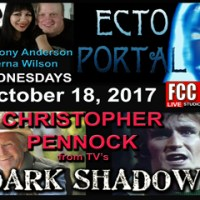 ECTO PORTAL #61 Christopher Pennock from TV's DARK SHADOWS