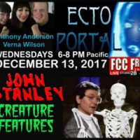 ECTO PORTAL #69 John Stanley Host of CREATURE FEATURES