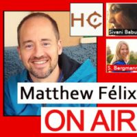 Matthew Félix On Air: Hidden Compass & Antarctica