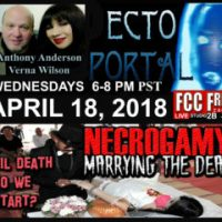 Ecto Portal #86 Necrogamy Marrying The Dead