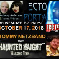 Ecto Portal #109 Tommy Netzband of Haunted Haight Walking Tour