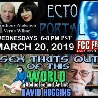 Ecto Portal #128 Sex That's Out Of This World with David Huggins