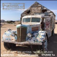 KYUSS WORLD RADIO #49 - KYUSS WORLD DESERT INVASION 2019 - 5.19.19