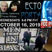 Ecto Portal #156 Men In Black